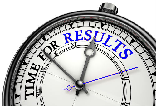 results-on-time